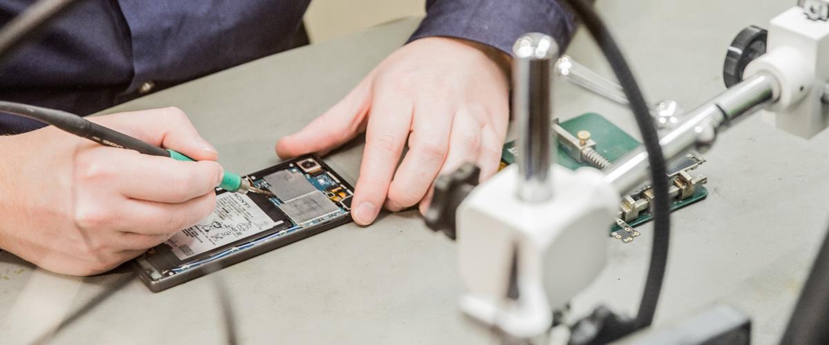 mobiel reparatie